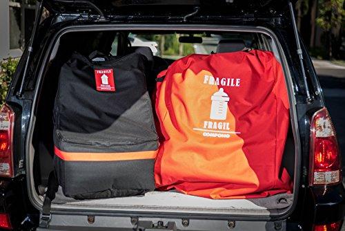 Stroller Travel Bag for Airplane - Large Standard or