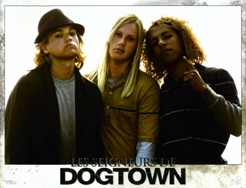 - Lords of Dogtown POSTER Movie (2005) French Style E 11 x 14 Inches - 28cm x 36cm (Heath Ledger)(Samantha Lockwood)(Victor Rasuk)(Rebecca De Mornay)
