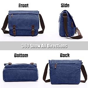 0c44d7eee4 Borsa con molti scomparti e grande da poter contenere tutto ciò che mi  serve compreso il laptop da 15″, ma leggera e comoda da portare.