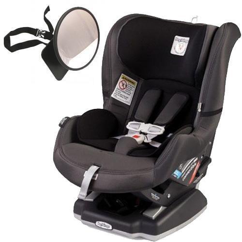 Peg Perego – Primo Viaggio Convertible Car Seat with Back Seat Mirror – Atmosphere