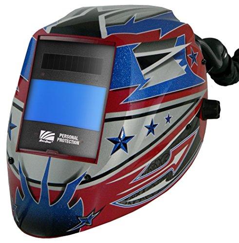 ArcOne AP-X54V-1526 Vision Welding Helmet Shell with X54V 5 x 4