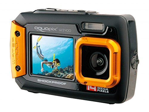 Aquapix Waterproof Camera - 4