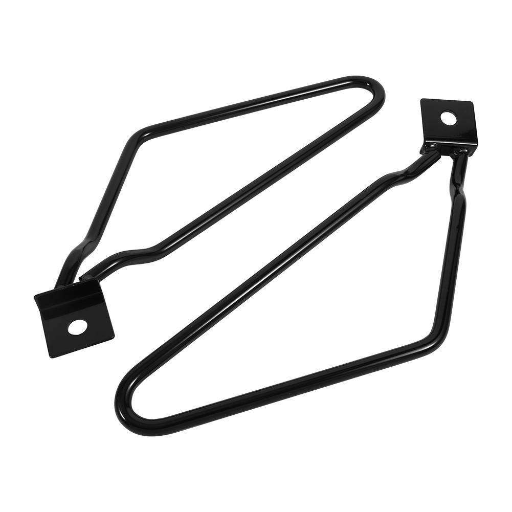 1584 1200 HD1450 Motorcycle Saddle Bag Holder 2x Motorcycle Pannier Mounting Brackets XL883