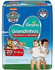 Fralda Pampers Grandinhos 11-15kg 20 Unidades, Pampers