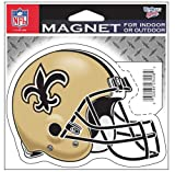 New Orleans Saints Official NFL 4.5''x6'' Car Magnet by Wincraft
