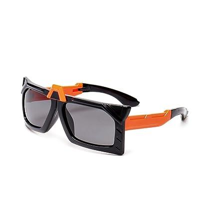 Lentes polarizadas Gafas de Sol polarizadas Protección UV para Niños de 3 a 12 Años con