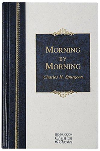 Download Morning by Morning (Hendrickson Christian Classics) pdf epub