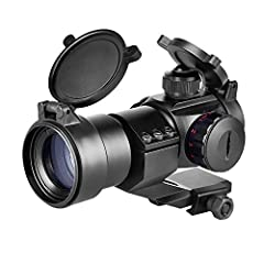 Specification -- Color: Black -- Weight: 308g -- Tube Dia: 40mm -- Length: 120mm -- Objective Dia: 35mm  -- Magnification: 1x  -- Field of View @ 100 yards: 60° -- Eye Relief: Flexible -- Exit Pupil: 80mmFeatures -- Made of high grade Aluminu...