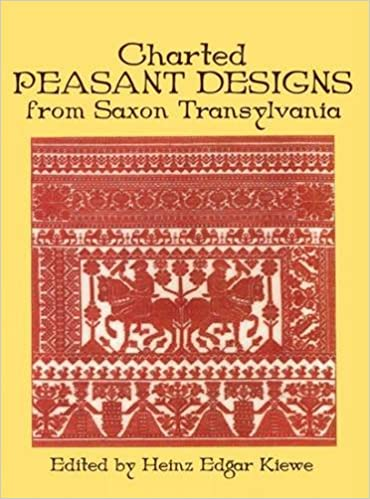 Read online Charted Peasant Designs from Saxon Transylvania (Dover Embroidery, Needlepoint) PDF, azw (Kindle), ePub, doc, mobi