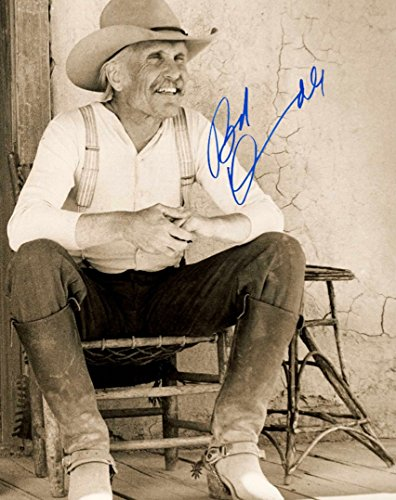 Old Tin Sign Lonesome Dove Gus On Porch Celebrity Hollywood Stars Of The Past ()