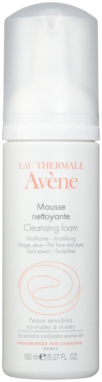 Avene Eau Thermale Mattifying Cleansing Foam 150ml/5.07oz AVENE (Pierre Fabre It. SpA) 3282779350655