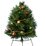 24-Inch-Decorated-Artificial-Christmas-Tree-on-30-Inch-Easel-TR1173