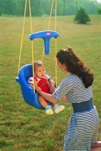 Little Tikes High Backed Toddler Swing Buy Online In Uae