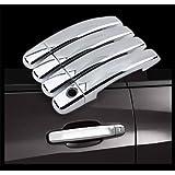 MaxMate 2014-2015 Chevy Silverado/GMC Sierra 1500 4 doors W/O Passenger Keyhole Handle Cover