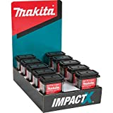 Makita A-96671-10 Impactx 2 Phillips 2″ Power Bit, 10 x 15 Pack, Display