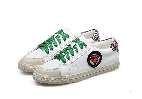 Scarpe da ginnastica Pompino Scarpe da Tennis Scarpe Bianche Scarpe da  Pedale Snekers Scarpe da Donna e8005737142
