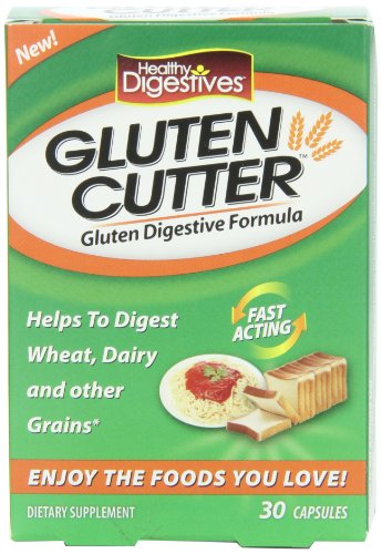 Science Medical Gluten Cutter Capsules