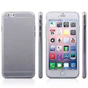 Ultra Delgado Delgado 0.3mm TPU funda protectora suave para el iPhone 6
