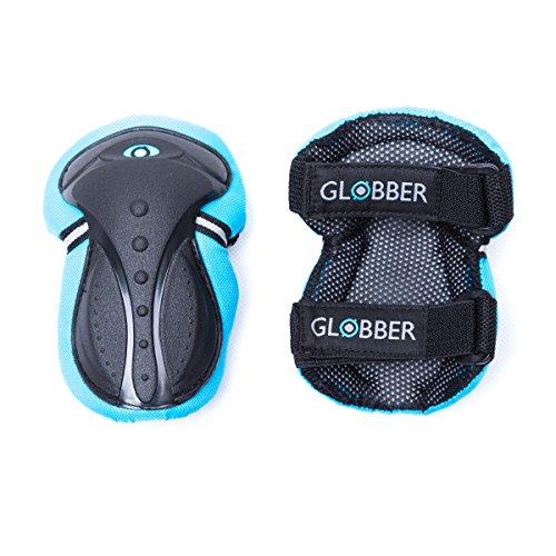 Globber Junior Knee, Elbow & Wrist Pad Set - Blue (XS)