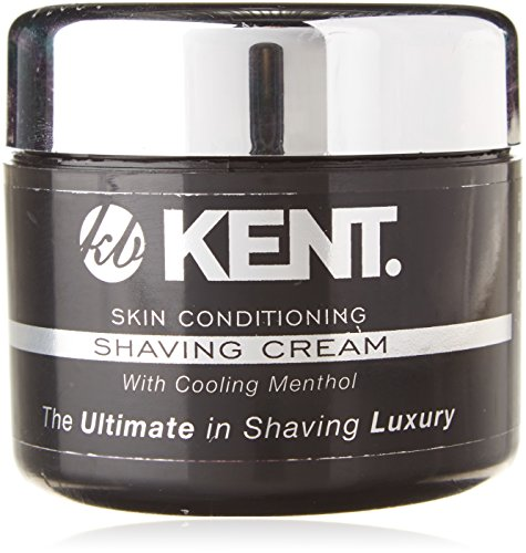 Kent SCT2 Shaving Cream Tub 125ml/4.24oz (Shave Tub Cream)