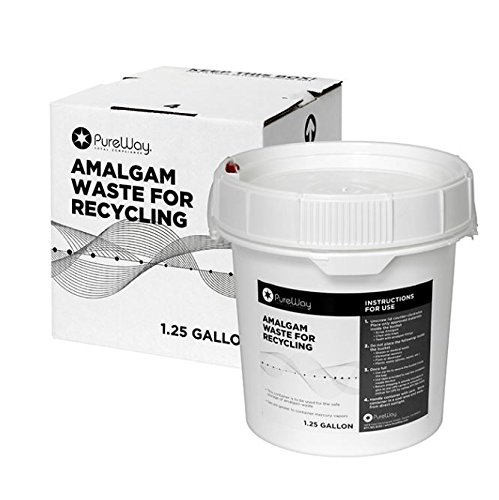(PureWay Amalgam Recycling Systems - 1.25 Gallons)