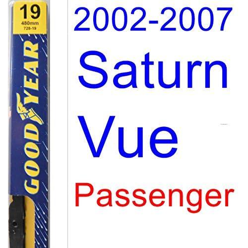 Top 2002-2007 Saturn Vue Wiper Blade (Passenger) (Goodyear Wiper Blades-Premium) (2003,2004,2005,2006) for cheap