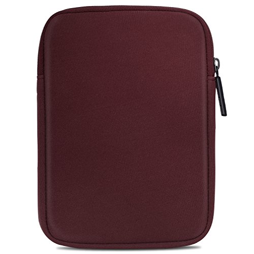 MoKo 6-Inch Sleeve Bag, Portable Neoprene Protective Case Co