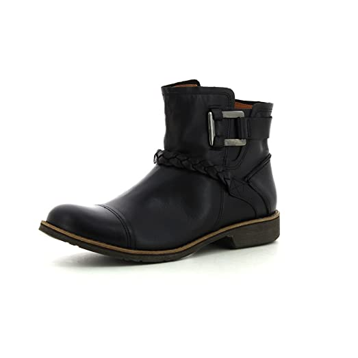 TBS Women's Melina Leather Ankle Boot