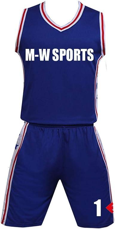 Amazon.com: Custom Basketball Team Uniform with Pocket Men,Youth ...