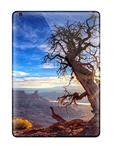 Defender Case For Ipad Air, Tree Pattern