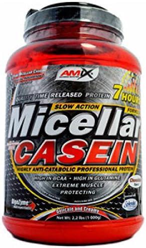 AMIX Micellar Casein - 1 Kg Forest fruits: Amazon.es ...