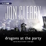 Front cover for the book Dragons at the Party by Jon Cleary