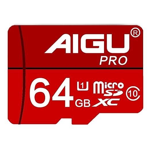 ZWMG Tarjeta de Memoria Micro SD Tarjeta de Memoria Tarjeta ...