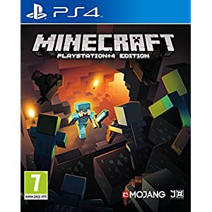 Minecraft – Edición Estándar, PlayStation 4, Disco, Versión 118 51mgJ8ItFQL