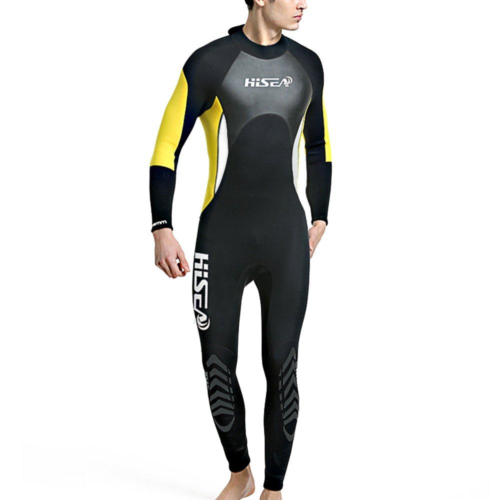 Kangzy M059 M060 Liebespaar Surfen Schwimmen Tauchen Anzug Bekleidung Neoprenanzug Taucheranzug Tauchanzug Tauchbekleidung Schwimmanzug Kombination One-Piece Herren