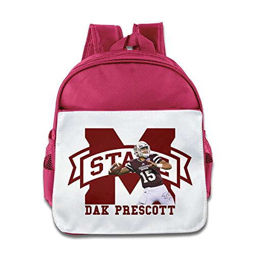 MoMo Unisex Dak Prescott Action Boy Girl Backpacks Bags For Little Kids