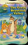 img - for The Great, Beautiful Valley (The Land Before Time) (A Playtime Board Book) book / textbook / text book