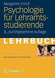 Psychologie für Lehramtsstudierende (Basiswissen Psychologie) (German Edition): 3. Durchgesehene Auflage