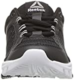 Reebok Baby Yourflex Train 9.0 Sneaker, Black/Skull