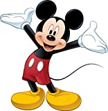 Disney ''Mickey & Friends'' Super Mega-Pak Room Makeover Wall Decal Kit
