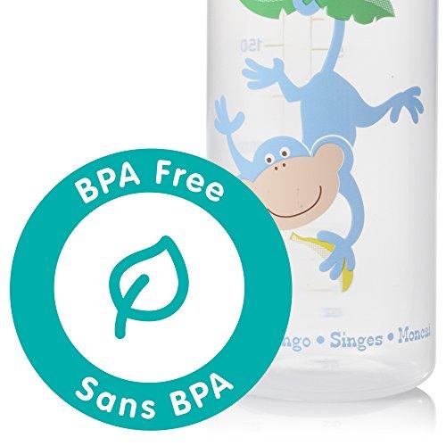 Evenflo Feeding Polypropylene for Infant - Blue/Green/Orange, 8