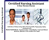 img - for CNA Certified Nursing Assistant Review; Nursing Assistant Prep Comprehensive Review for the Certified Nursing Assistant Exam 6 Hours, 6 Audio CDs book / textbook / text book