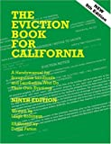 The Eviction Book for California: A Handymanual for Scrupulous Landlords and Landladies Who Do Their Own Evictions, 9th Edition, Revised