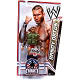Mattel WWE Wrestling Exclusive Tribute To The Troops Action Figure Randy Orton