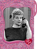 2011  I Love Lucy  Engagement Calendar