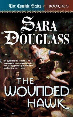 book cover of The Wounded Hawk