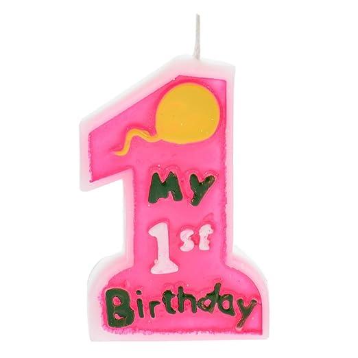Hongma Vela Cumpleaños número 1 Nuevo Nacidos Premier an ...