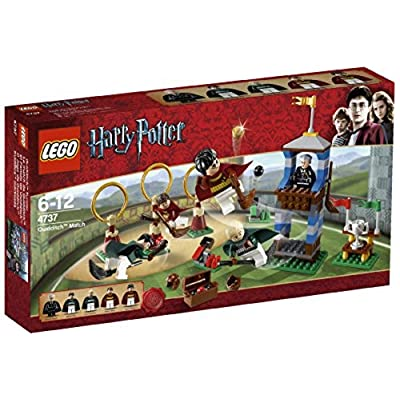 LEGO Harry Potter? Quidditch Match 4737 (Discontinued by manufacturer): Toys & Games [5Bkhe0504706]