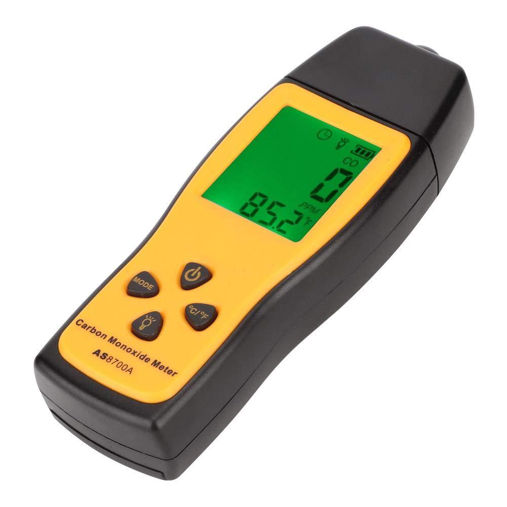 Medidor de mon/óxido de carbono medidor de mon/óxido de carbono port/átil SMART SENSOR para petr/óleo medidor de detector de monitor qu/ímicos probador de gas CO de alta precisi/ón digital LCD