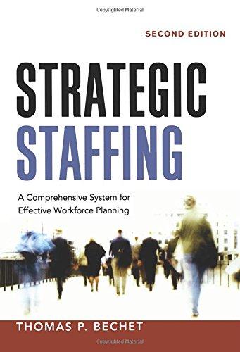 strategic staffing handbook